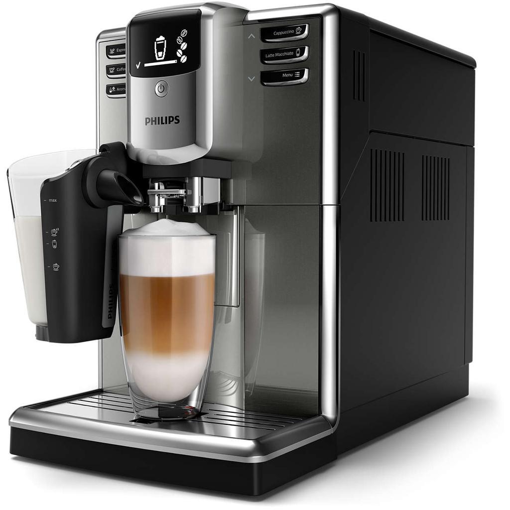 Cafeteras express con molinillo Philips EP5334/10