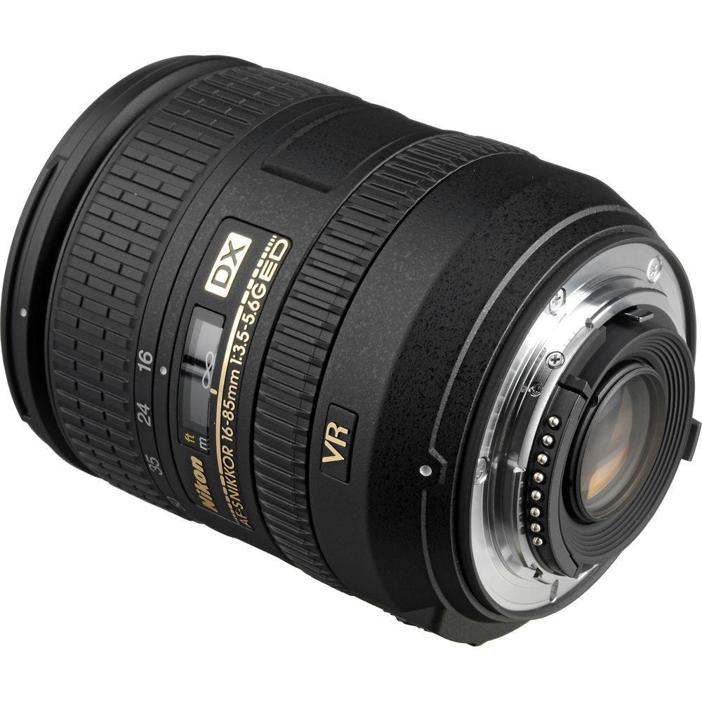 Objektív Nikon Nikon F 16-85mm f/3.5-5.6