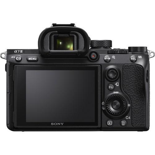 Hybrid - Sony Ilce-7 Alpha ohne Objektiv - Schwarz