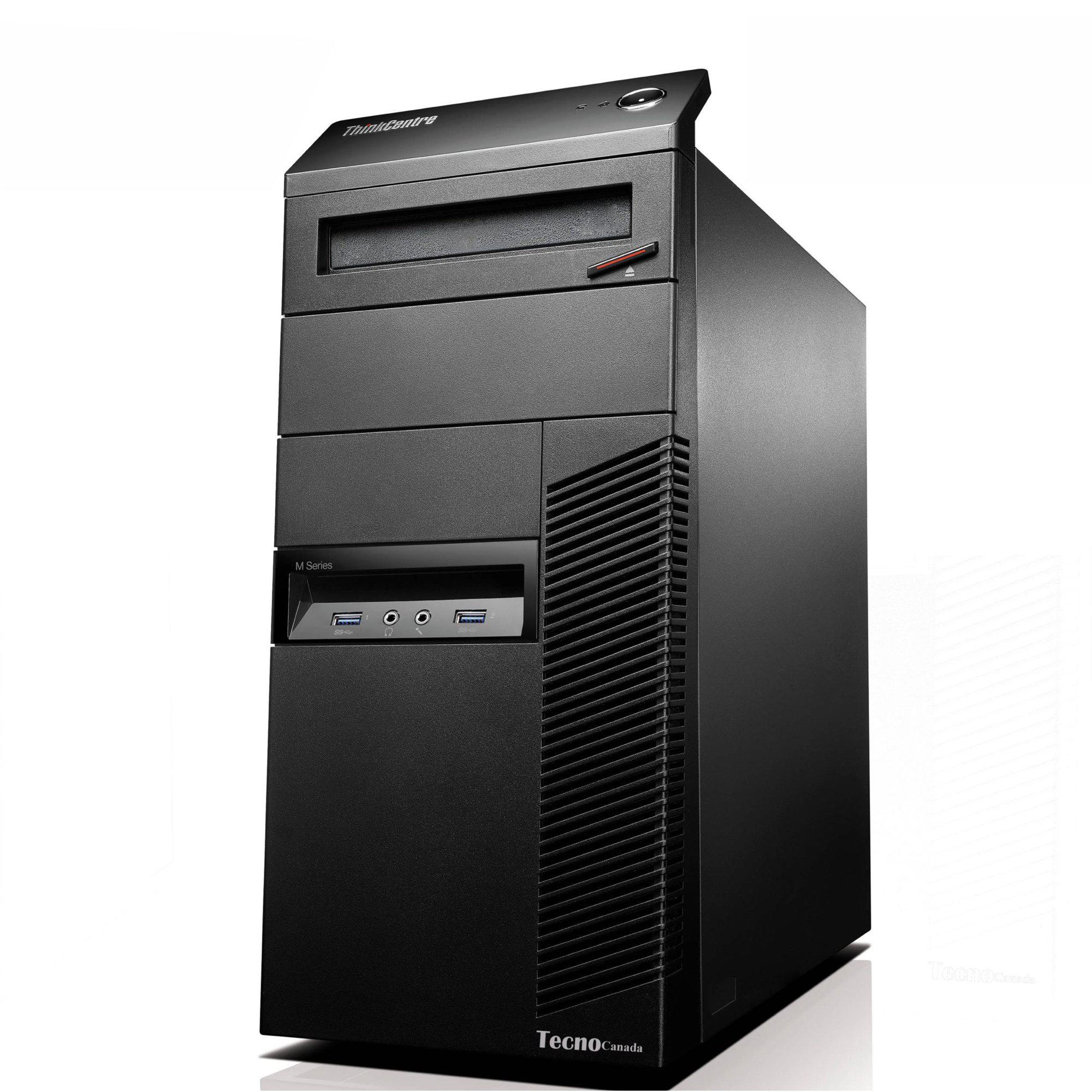 Lenovo ThinkCentre M90P Tour Core i5 3,2 GHz - HDD 2 TB RAM 4 GB