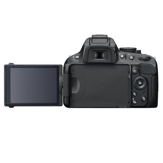 Reflex - Nikon D5100 Noir