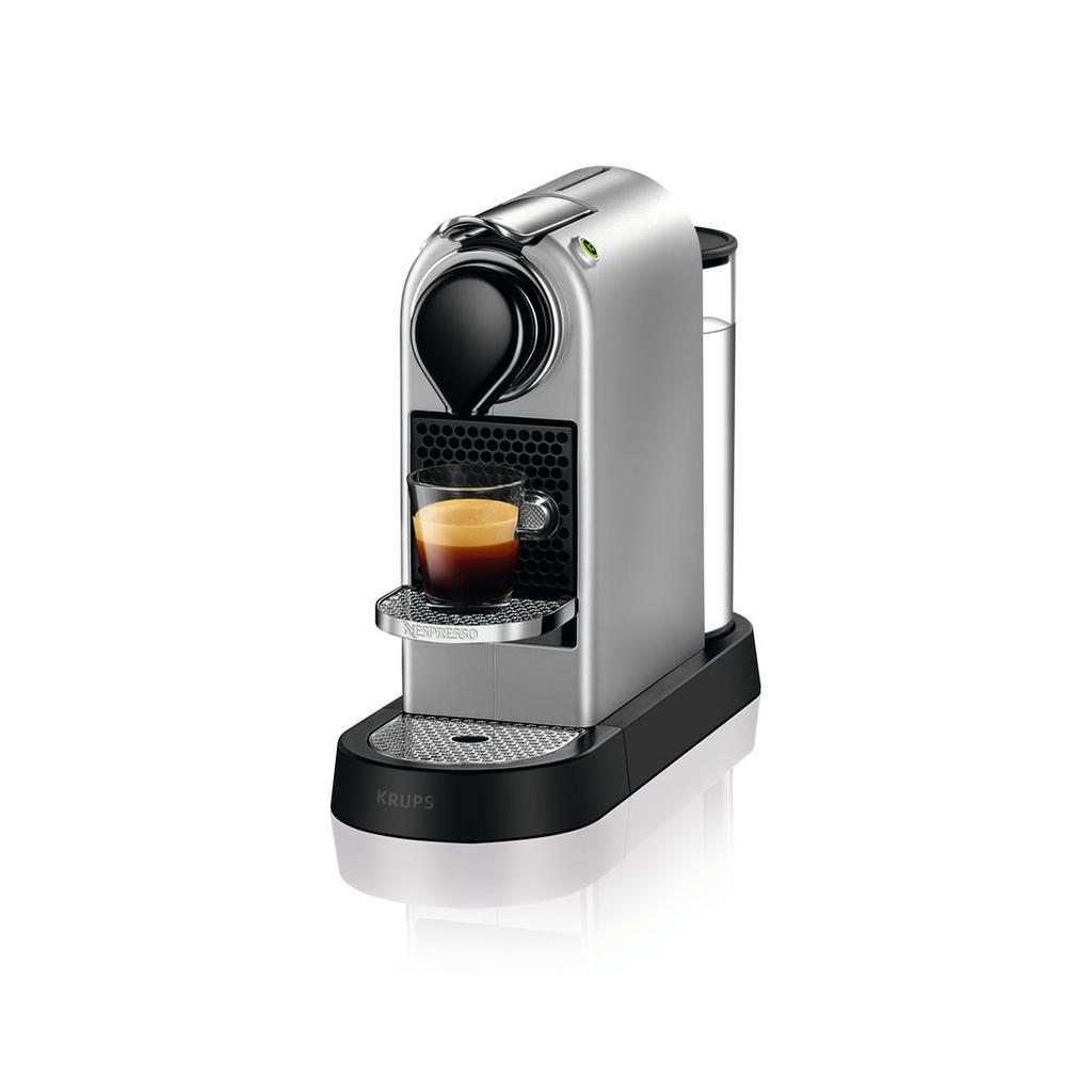 Cafeteras express de cápsula Compatible con Nespresso Krups Citiz XN741B10
