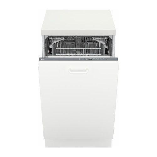 Lave-vaisselle 44.6 cm Ikea HJÄLPSAM - 9.0 Couverts