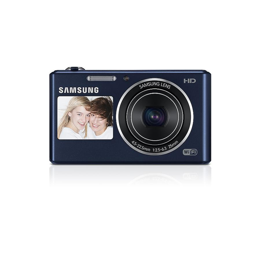 Compact - DV150F Noir Samsung Samsung Lens 4,5-22,5mm f/2,5-6,3
