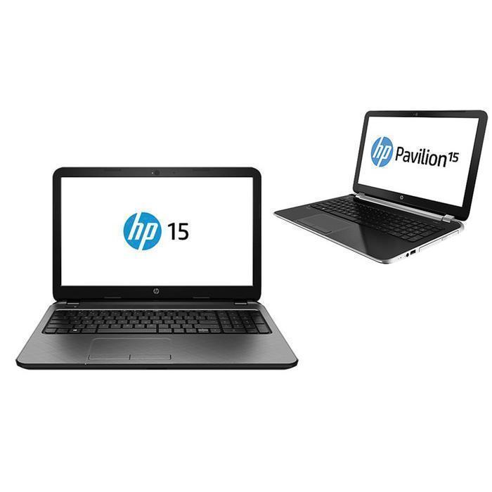 "HP PAVILION 15-N289NF 15"" Core i3 1,7 GHz - HDD 1 TB - 6GB AZERTY - Französisch"