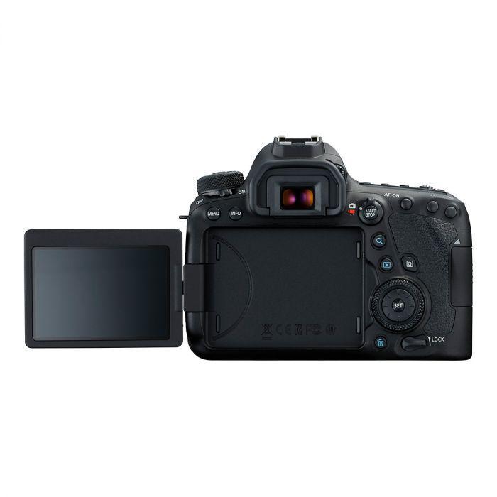 Canon EOS 6D Mark II Reflex 26Mpx - Black