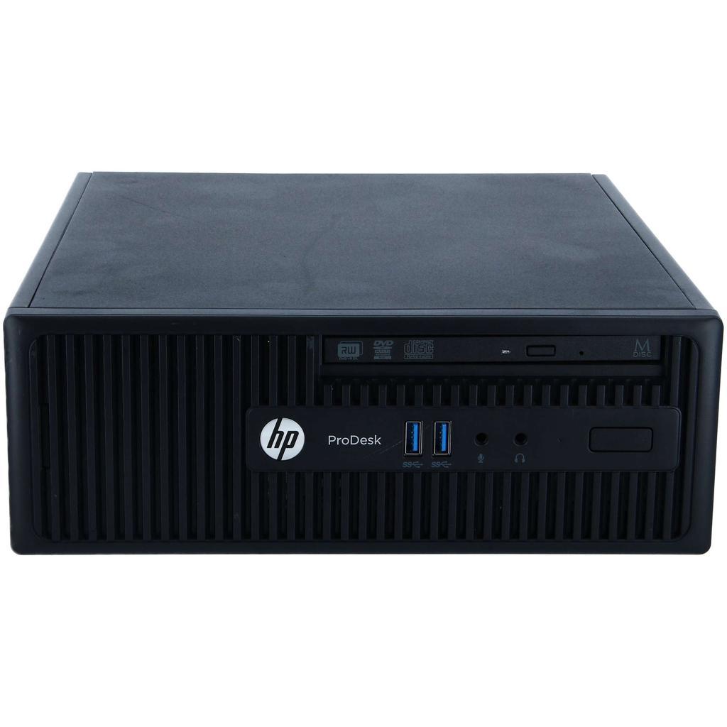 HP ProDesk 400 G3 Core i5 2,4 GHz - SSD 240 Go RAM 8 Go