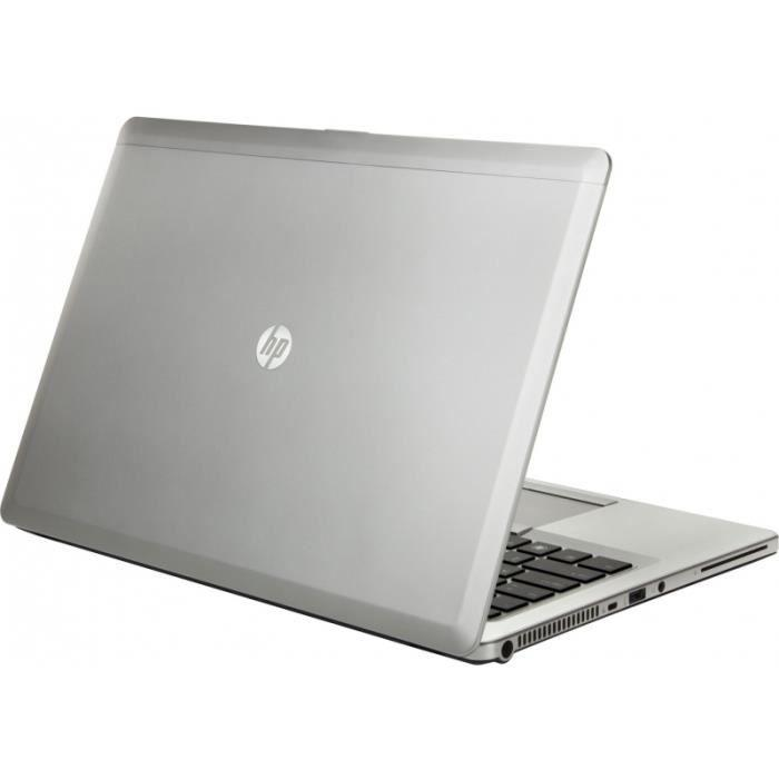 HP EliteBook Folio 9470M 14-inch (2013) - Core i5-3437U - 8GB - SSD 180 GB AZERTY - French