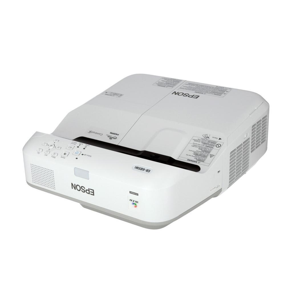 Vidéo projecteur Epson EB-685WI Blanc
