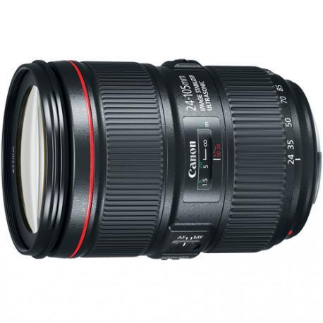 Objektiv Canon EF 24-105mm f/4