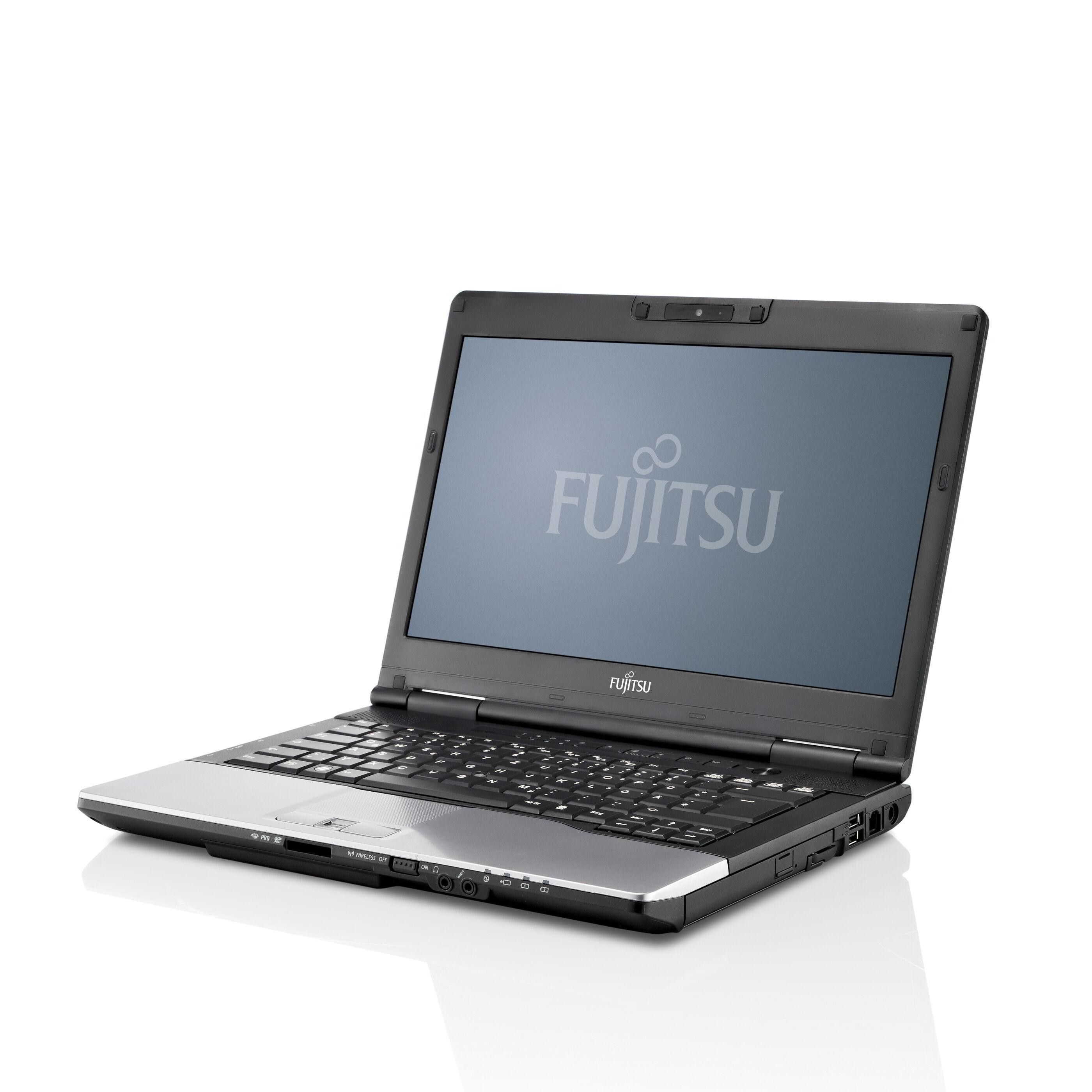 "Fujitsu LifeBook S752 14"" Core i5 2,6 GHz - HDD 500 GB - 8GB AZERTY - Ranska"