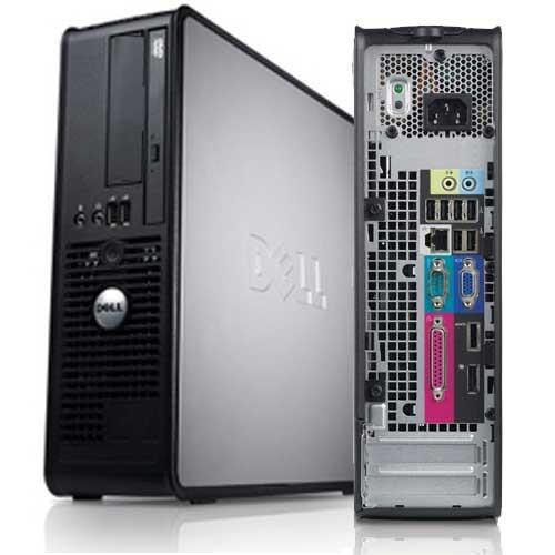 Dell OptiPlex 780 SFF Core 2 Duo 2,93 GHz - HDD 250 Go RAM 8 Go