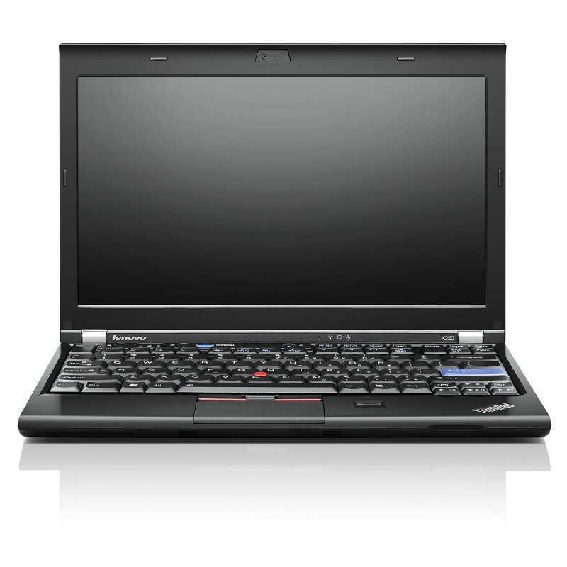 Lenovo Thinkpad X230 12,5-inch (2012) - Core i5-3320M - 4GB - SSD 240 GB AZERTY - Francês