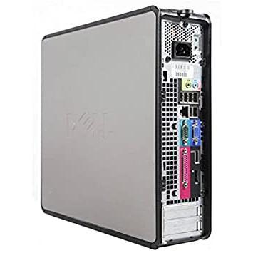 """Dell Optiplex 780 SFF 19"""" Core 2 Duo 2,93 GHz - HDD 500 Go - 4 Go"""