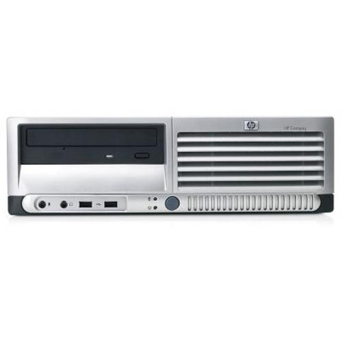 "Hp Compaq DC7700P SFF 19"" Core 2 Duo 1,86 GHz - HDD 80 Go - 4 Go"