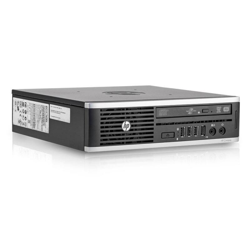 HP Compaq Elite 8300 USDT Core i5-3470S 2,9 - SSD 480 GB - 4GB