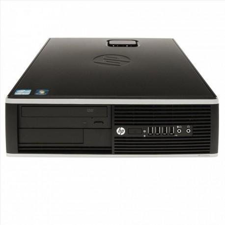 HP Compaq 6200 Pro SFF Pentium 2,6 GHz - HDD 500 GB RAM 8 GB