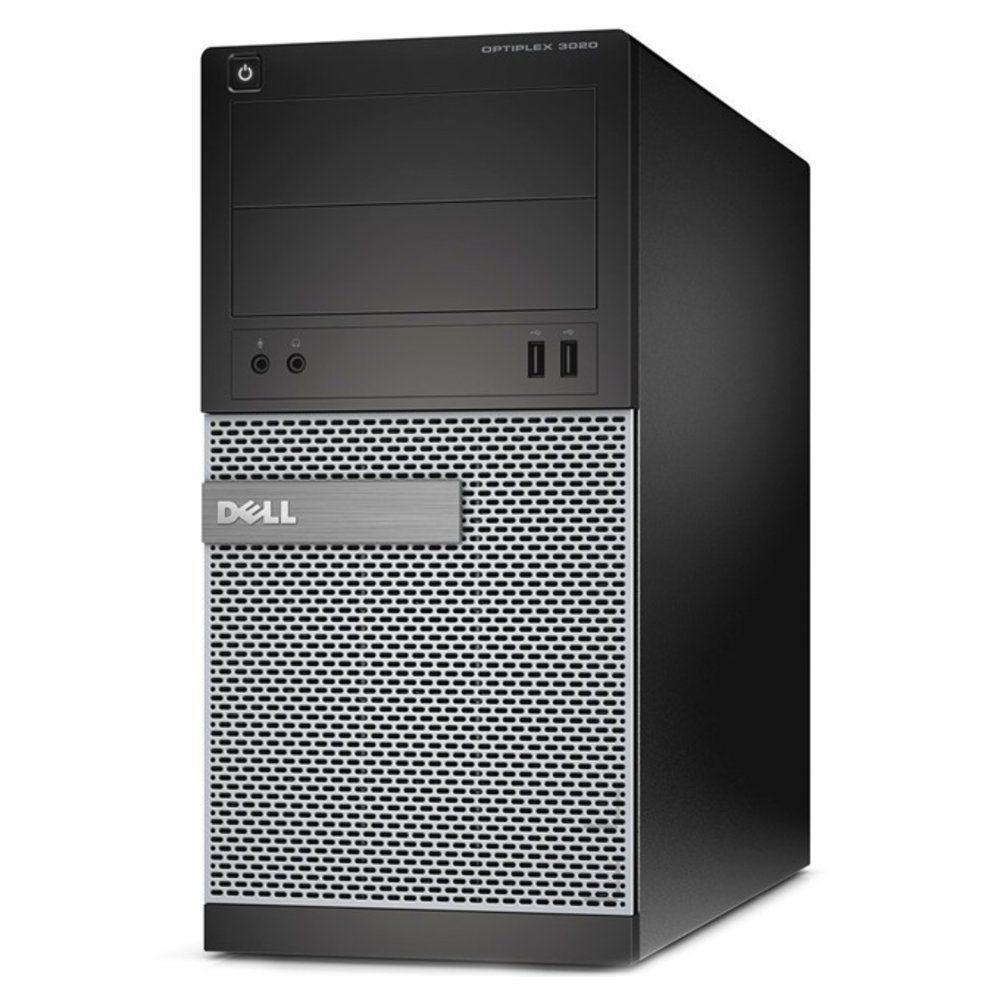 Dell OptiPlex 3020 MT Core i3 3,5 GHz - HDD 250 GB RAM 4 GB