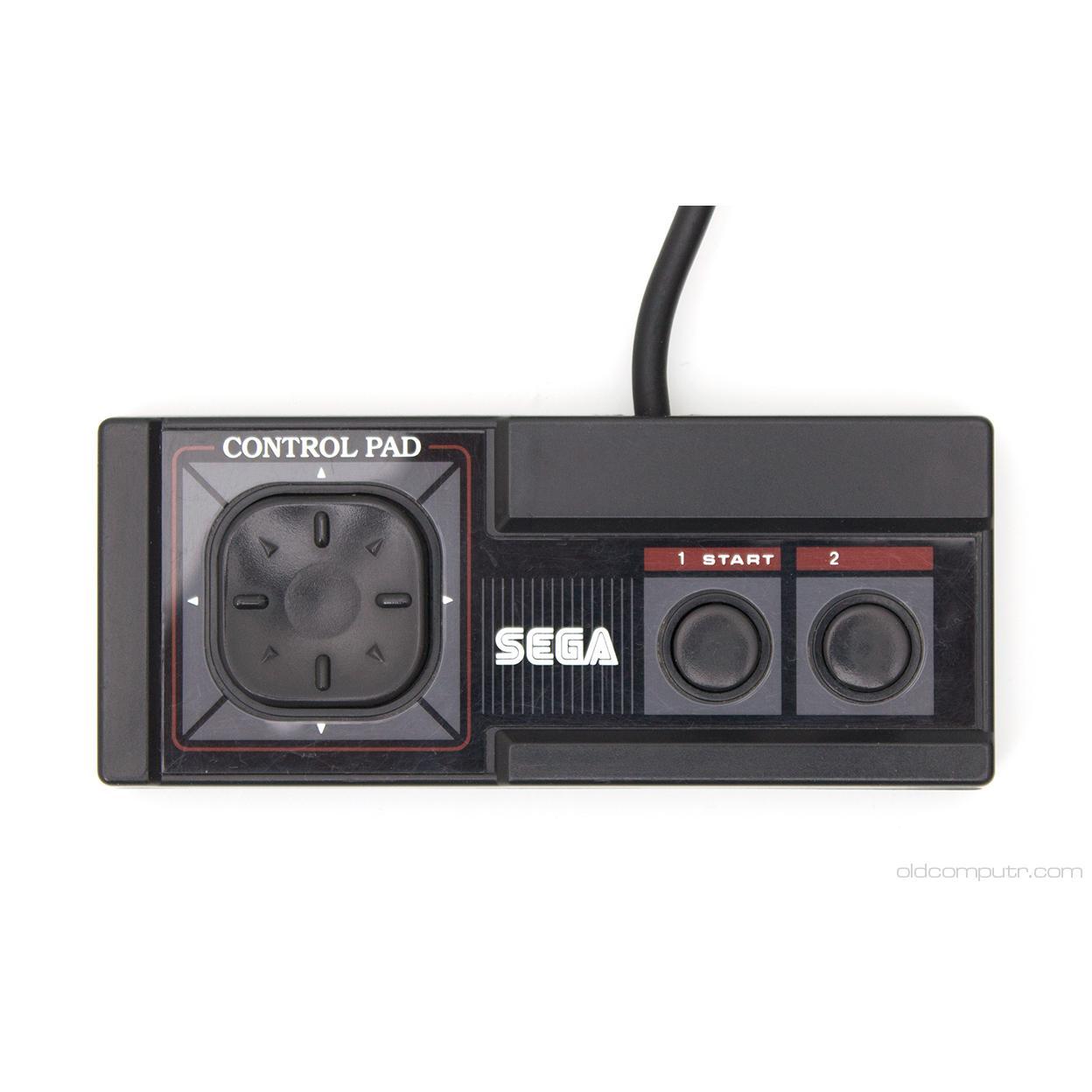 Console SEGA Master System II - Zwart