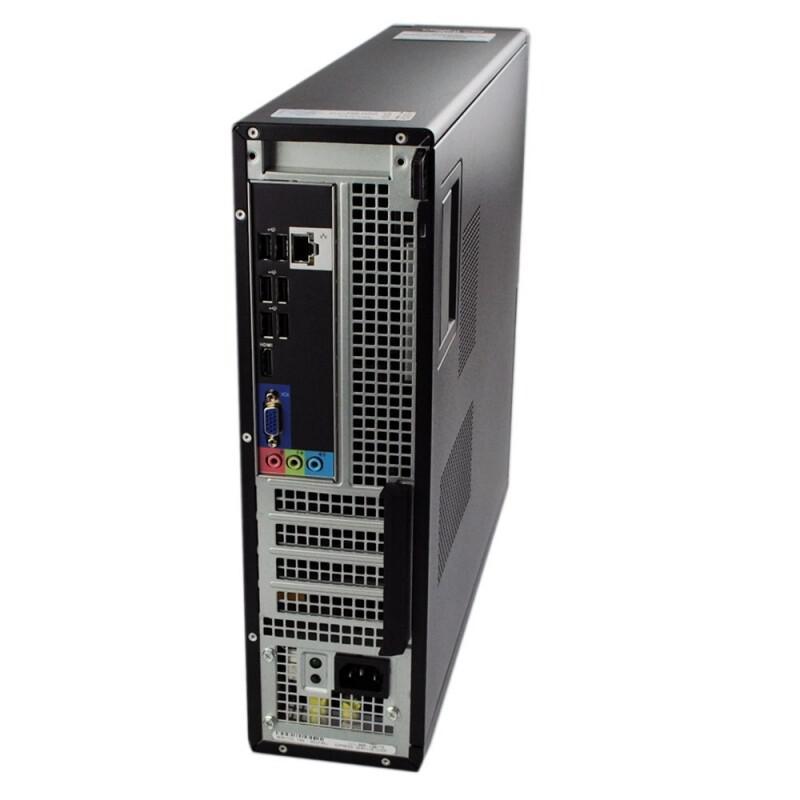 """Dell Optiplex 390 DT 22"""" Pentium 2,7 GHz - HDD 2 To - 8 Go"""