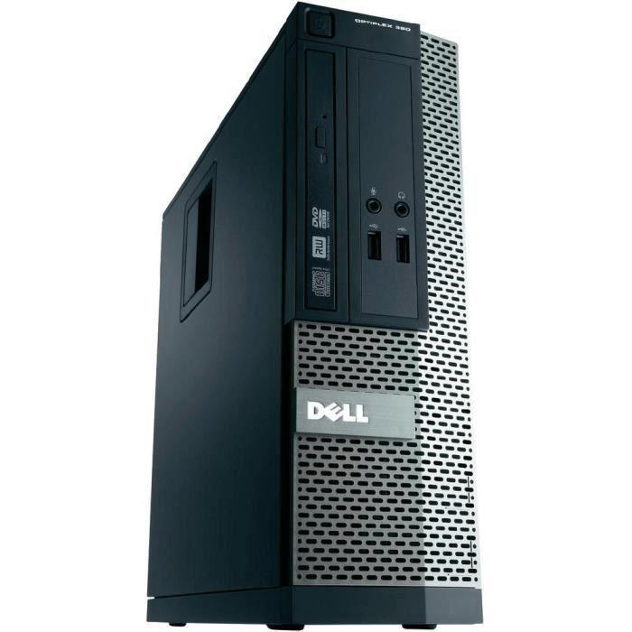 Optiplex 390 SFF Pentium G630 2.7Ghz - SSD 240 GB - 4GB