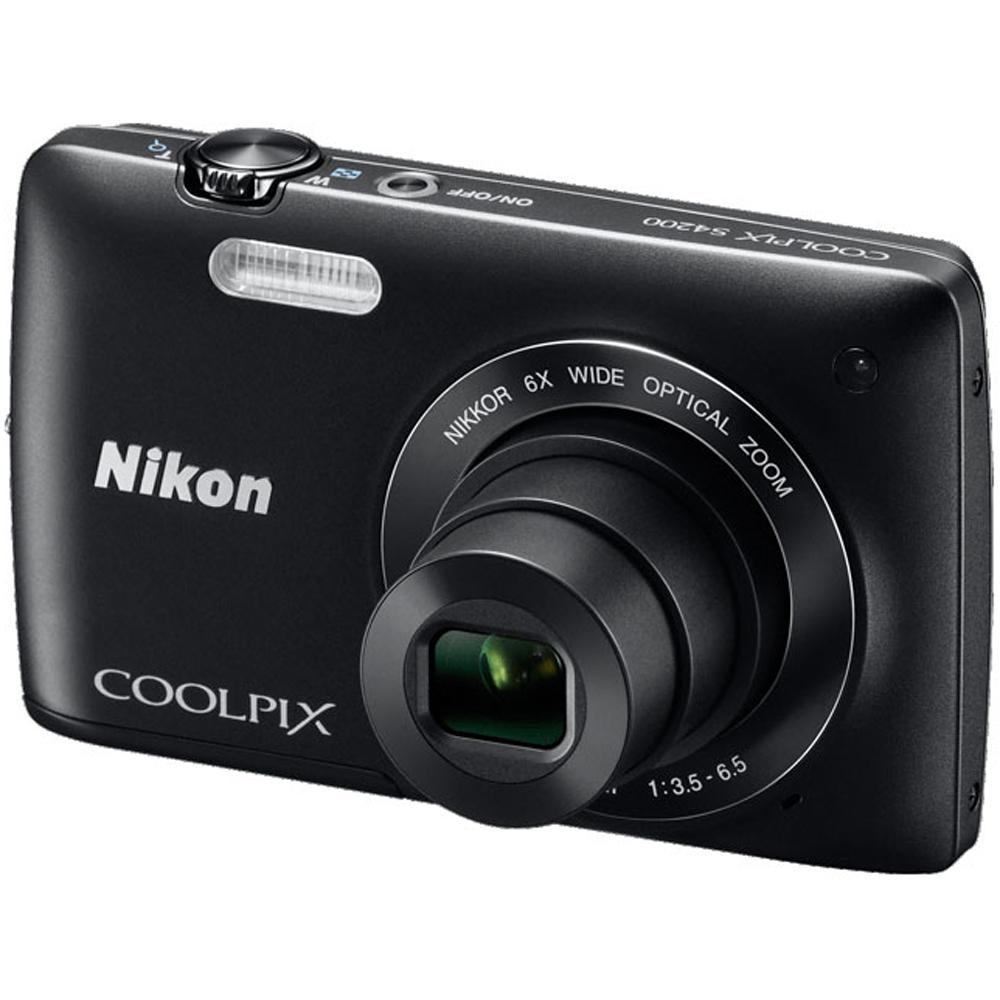 Nikon S4200 Compacto 16 - Preto