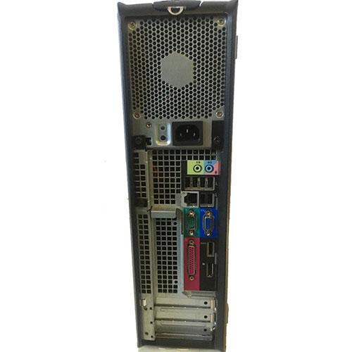 Dell OptiPlex 380 SFF Pentium 2,8 GHz - HDD 250 Go RAM 8 Go