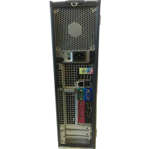 Dell OptiPlex 380 SFF Pentium 2,8 GHz - HDD 2 TB RAM 8 GB