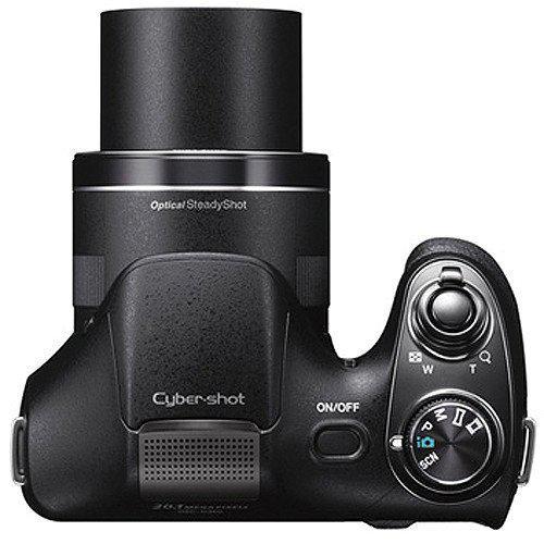 Kompaktkamera - Sony Cyber-shot DSC-HX300 - Schwarz
