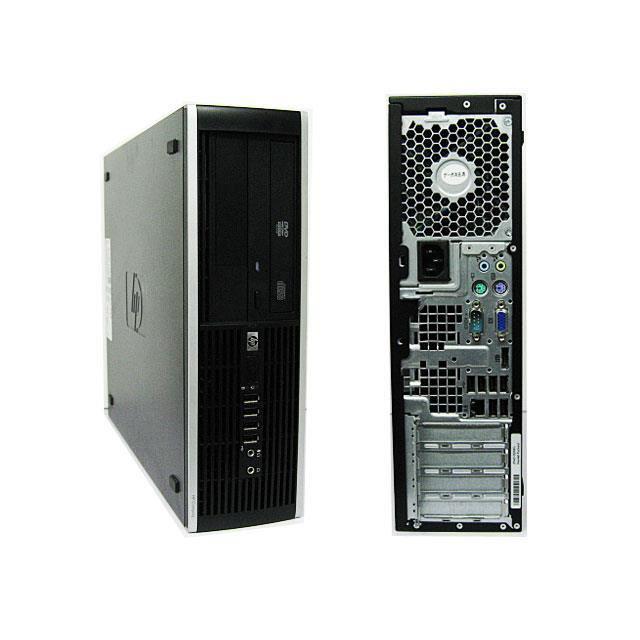 """Hp Compaq Elite 8100 SFF 22"""" Core i5 3,2 GHz  - SSD 240 Go - 4 Go"""