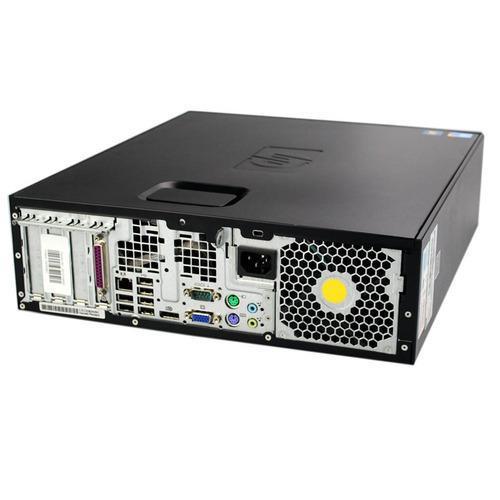 """Hp Compaq Elite 8100 SFF 17"""" Core i5 3,2 GHz - SSD 240 Go - 16 Go"""