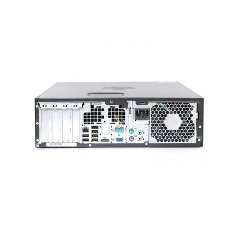 """Hp Compaq Elite 8100 SFF 19"""" Core i5 3,2 GHz - SSD 240 Go - 16 Go"""
