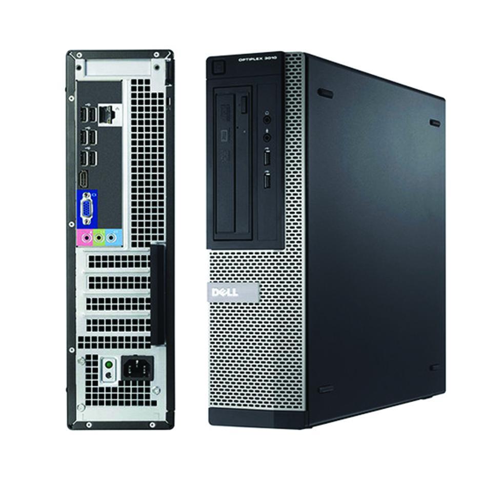 Dell OptiPlex 3010 DT Pentium 2,8 GHz - SSD 240 Go RAM 4 Go