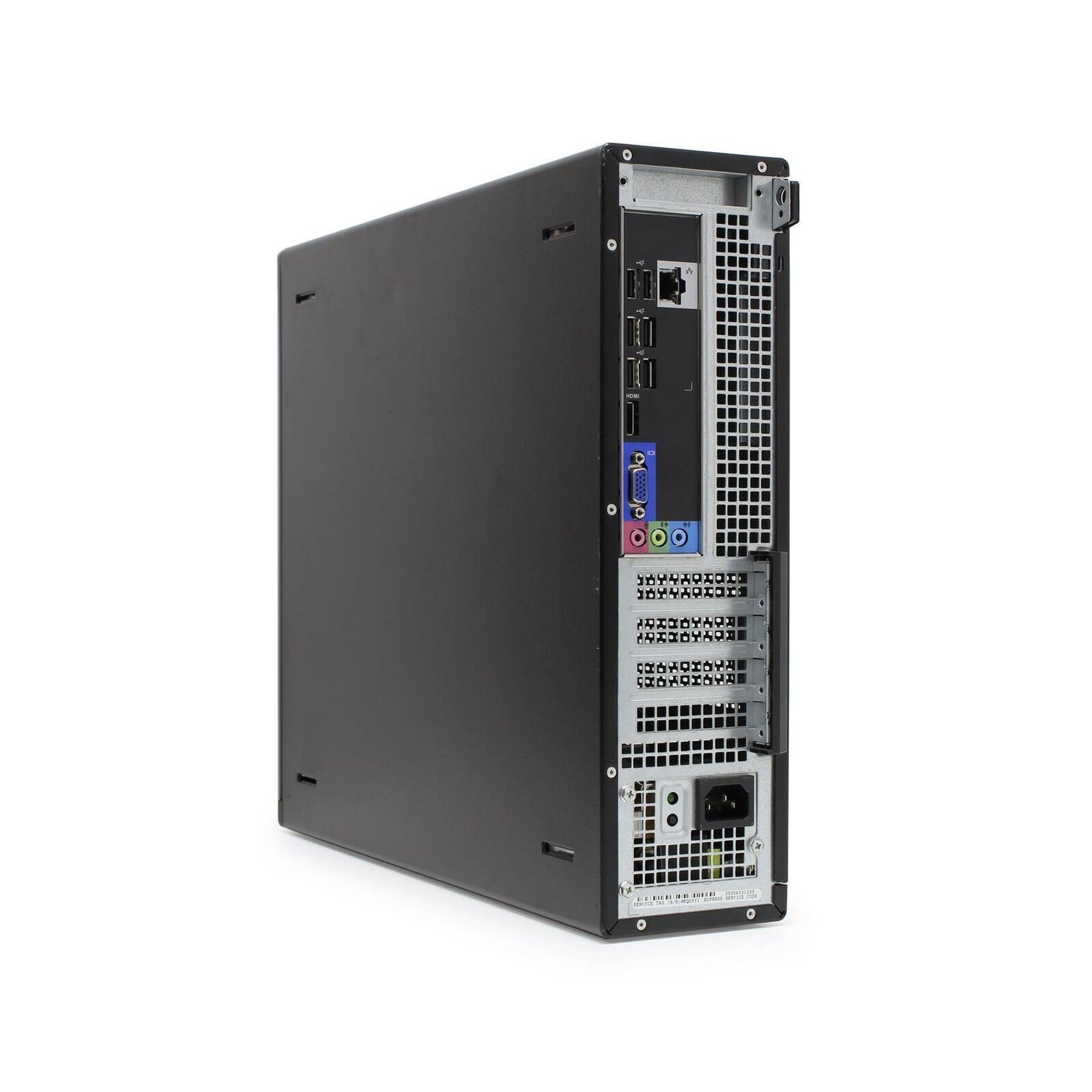 "Dell OptiPlex 3010 DT 19"" Pentium 2,8 GHz - SSD 240 GB - 8GB teclado"