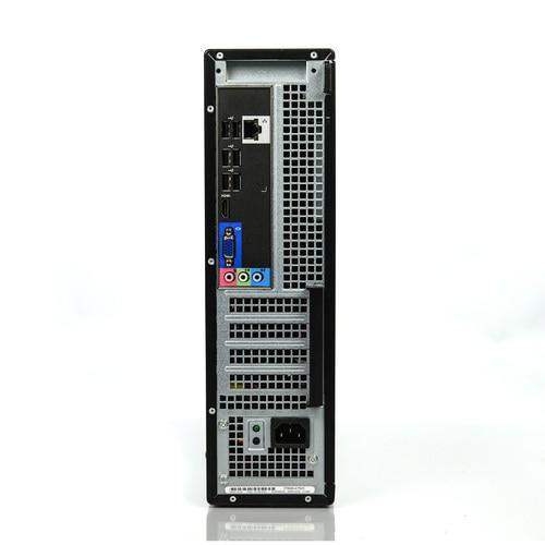 "Dell OptiPlex 3010 DT 17"" Pentium 2,8 GHz - HDD 750 GB - 8GB teclado"