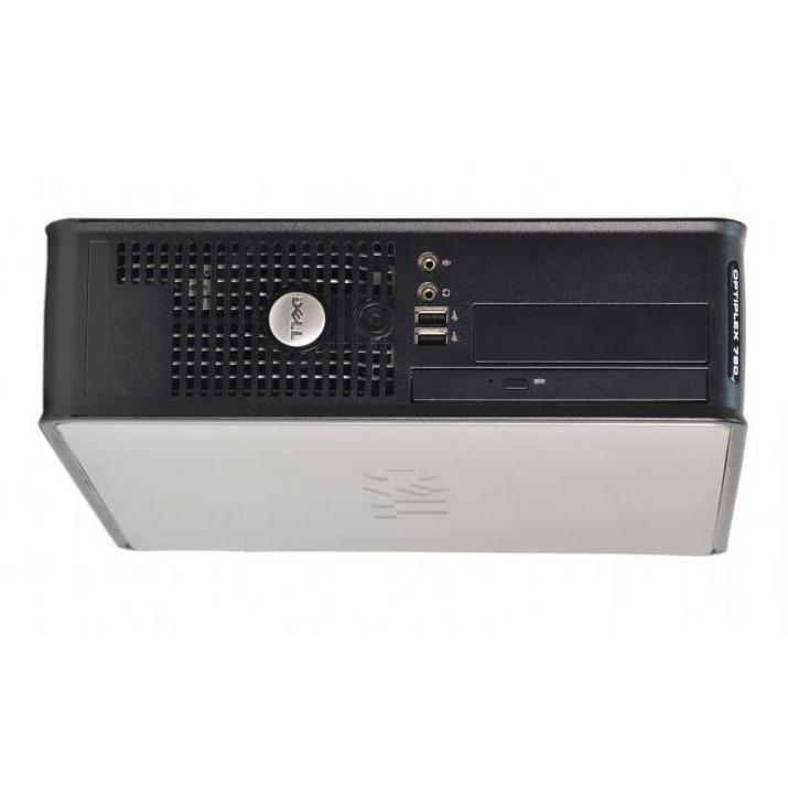 Dell OptiPlex 780 SFF Core 2 Duo 2,93 GHz - HDD 750 Go RAM 4 Go