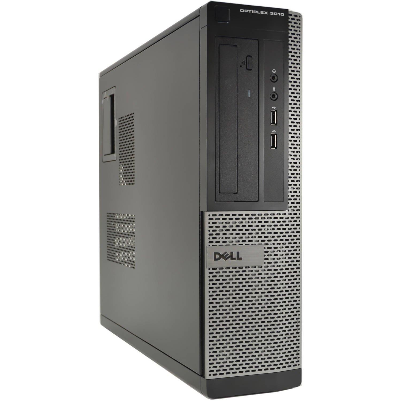 "Dell OptiPlex 3010 DT 17"" Pentium 2,8 GHz - HDD 750 Go - 4 Go AZERTY"