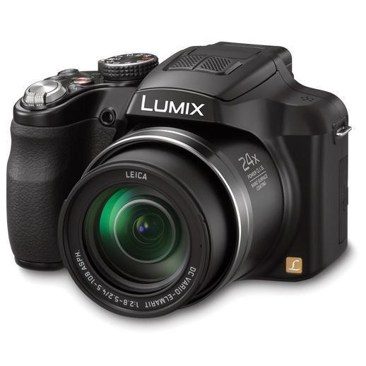 Kompaktkamera - Panasonic DMC-FZ62