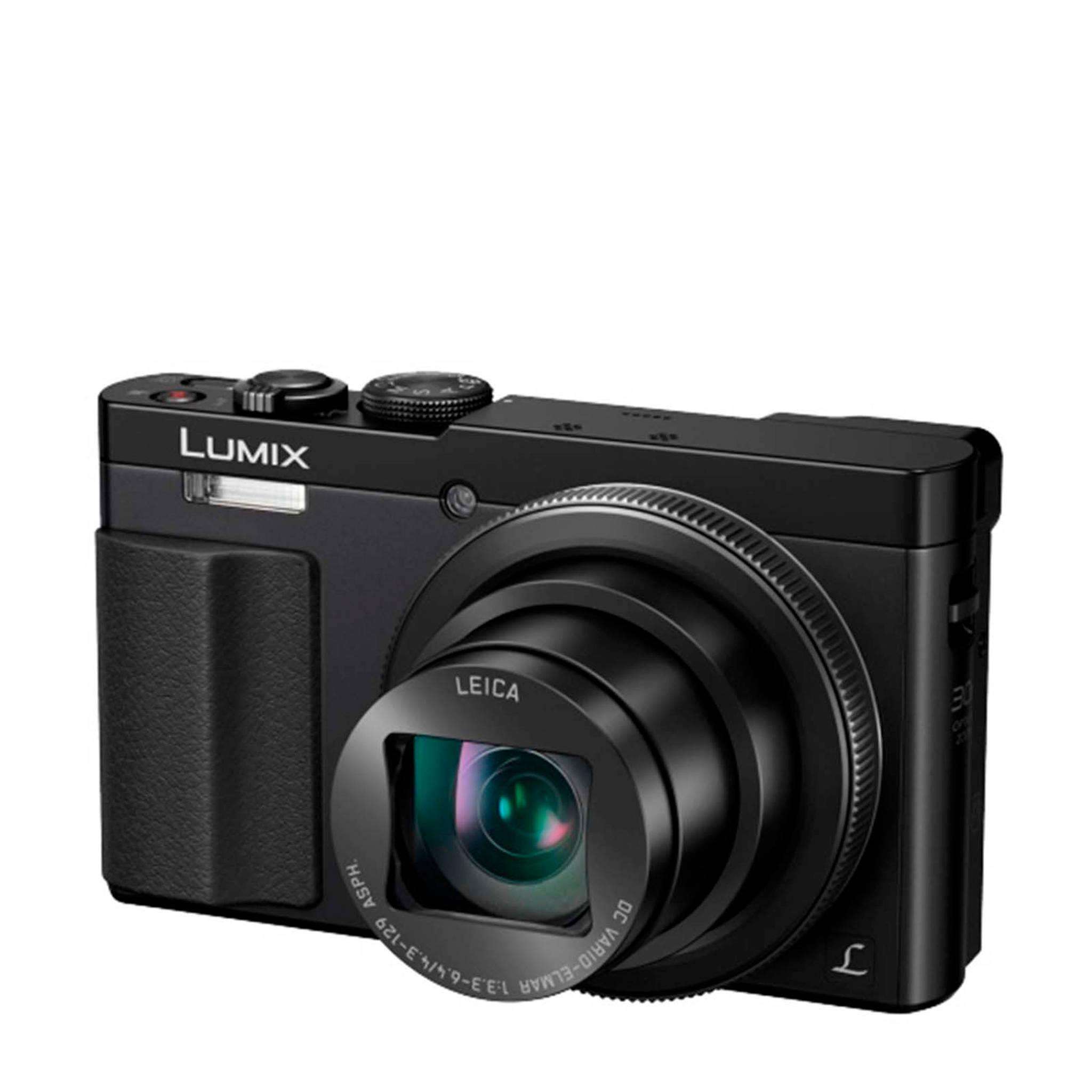Panasonic Lumix DMC-TZ70 Kompakt 12 - Čierna