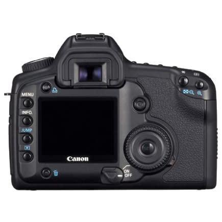 Reflex Canon EOS 5D Vain Vartalo - Musta