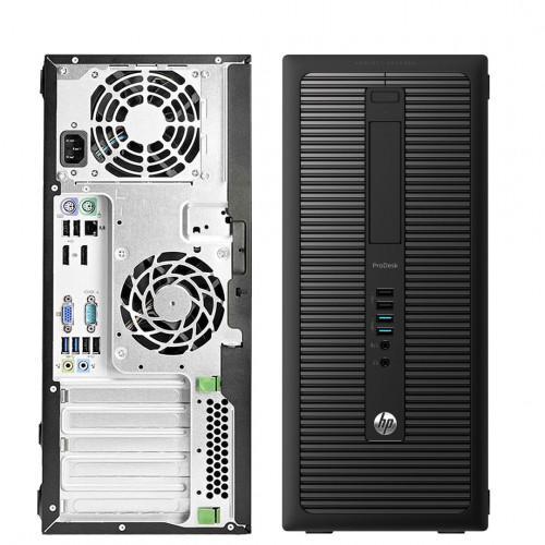 HP ProDesk 600 G1 Tower Pentium 3,5 GHz - HDD 500 GB RAM 4 GB