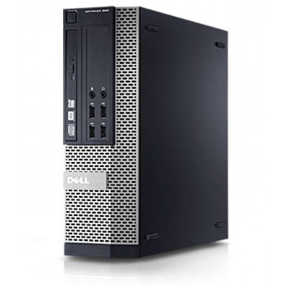"""Dell Optiplex 790 SFF 27"""" Core i3 3,3 GHz - SSD 480 GB - 4GB"""