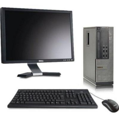 """Dell Optiplex 790 SFF 27"""" Core i3 3,3 GHz - SSD 480 GB - 8GB"""