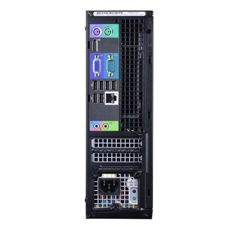 """Dell Optiplex 790 SFF 27"""" Core I5-2400 3,1 GHz - SSD 480 GB - 8GB"""