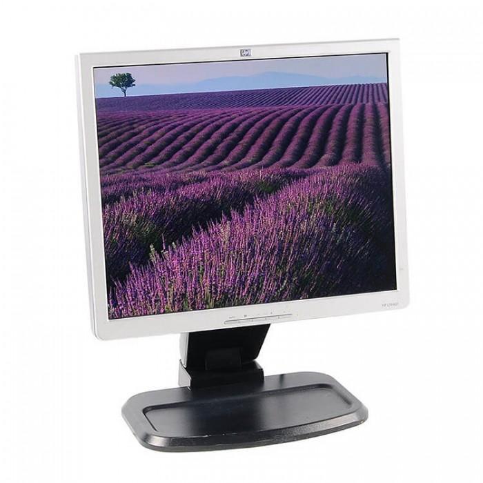 19-inch HP L1940T 1280 x 1024 LCD Monitor Cinzento