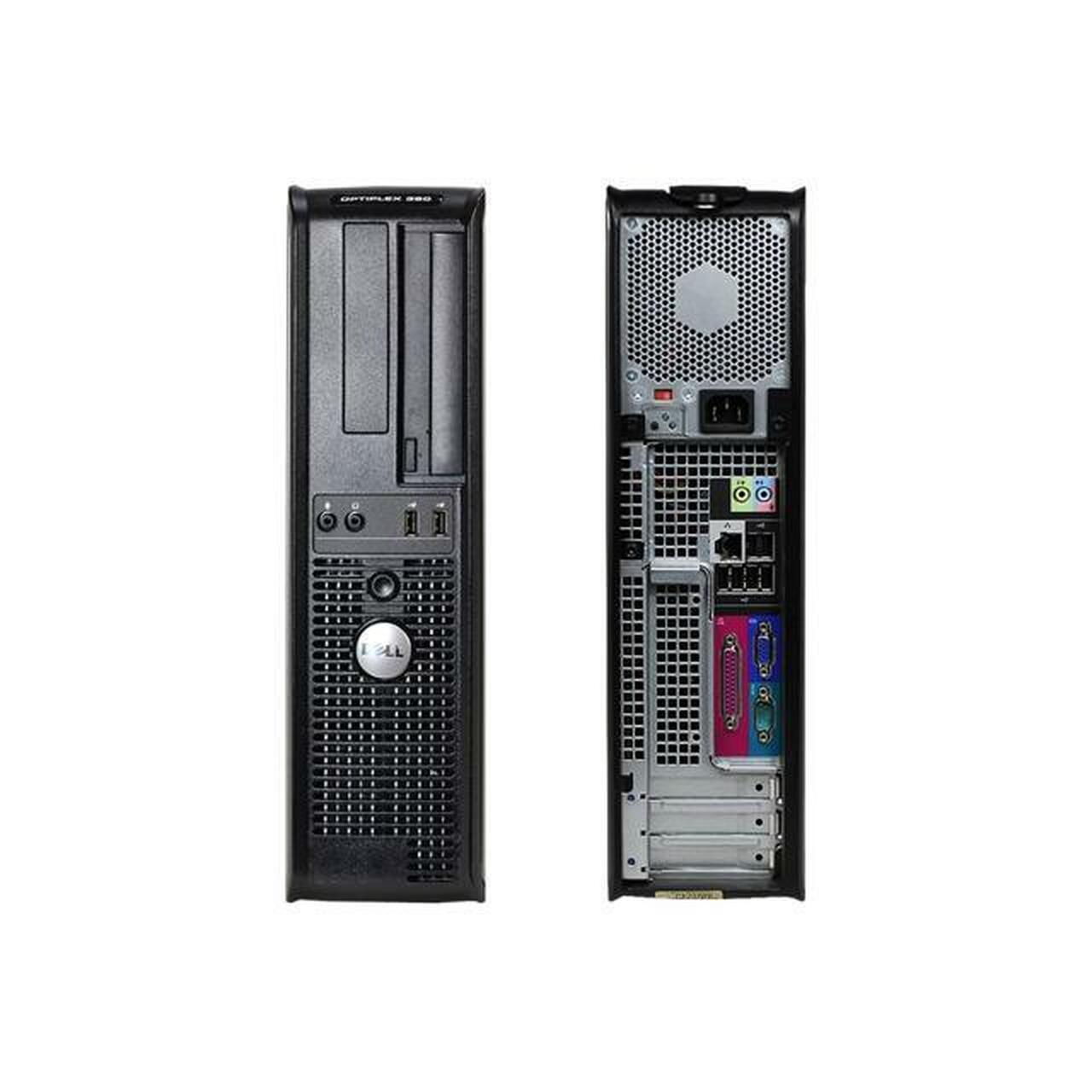 """Dell OptiPlex 380 DT 22"""" Core 2 Duo 2,93 GHz - HDD 2 To - 4 Go"""