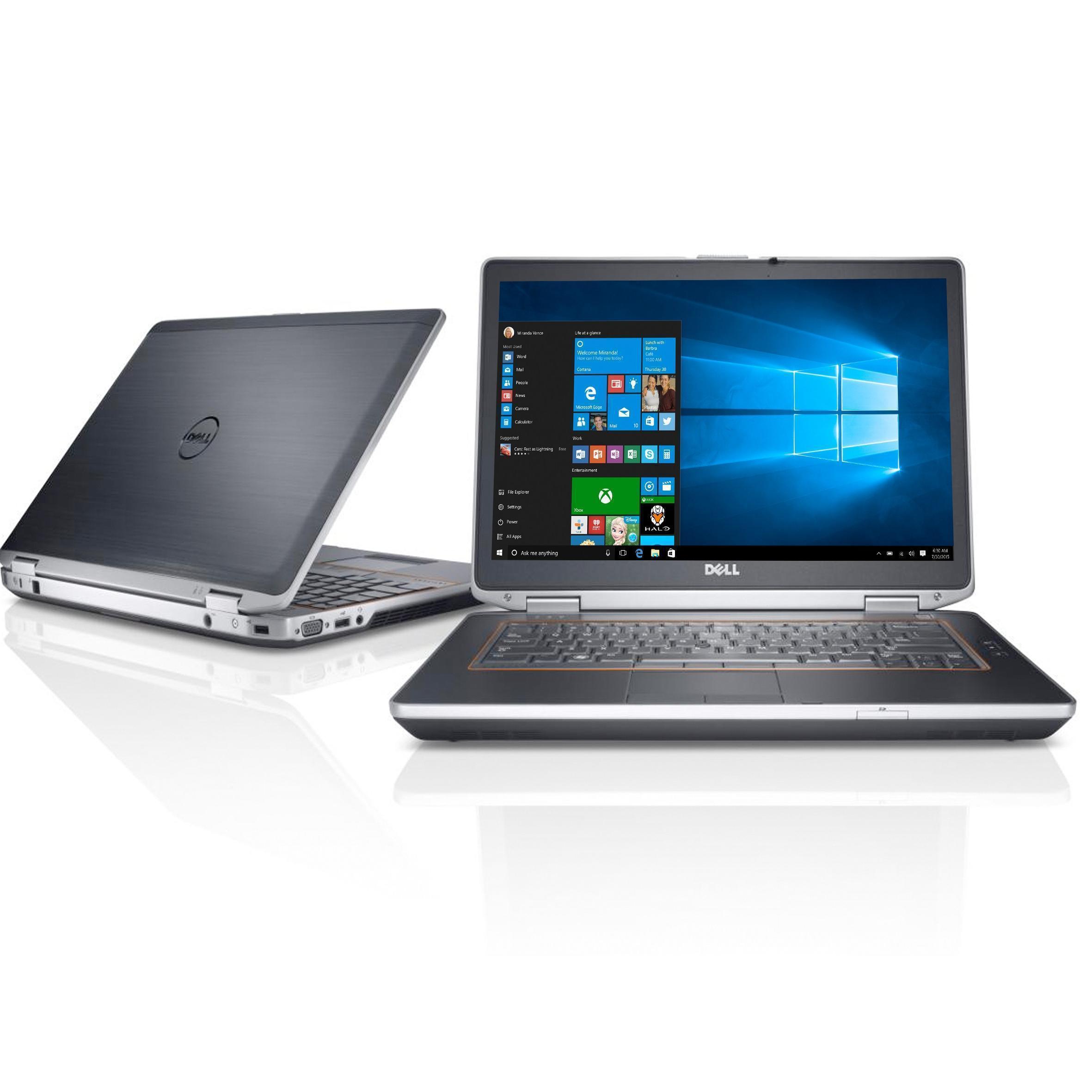 """Dell Latitude E6420 14"""" Core i5 2,5 GHz - SSD 240 GB - 4GB AZERTY - Ranska"""