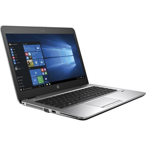 "HP Probook 650 G1 15,6"" 4GO SSD 120GO Windows 10 gris 15"" Core i5 2,5 GHz - SSD 120 GB - 4GB Tastiera Francese"