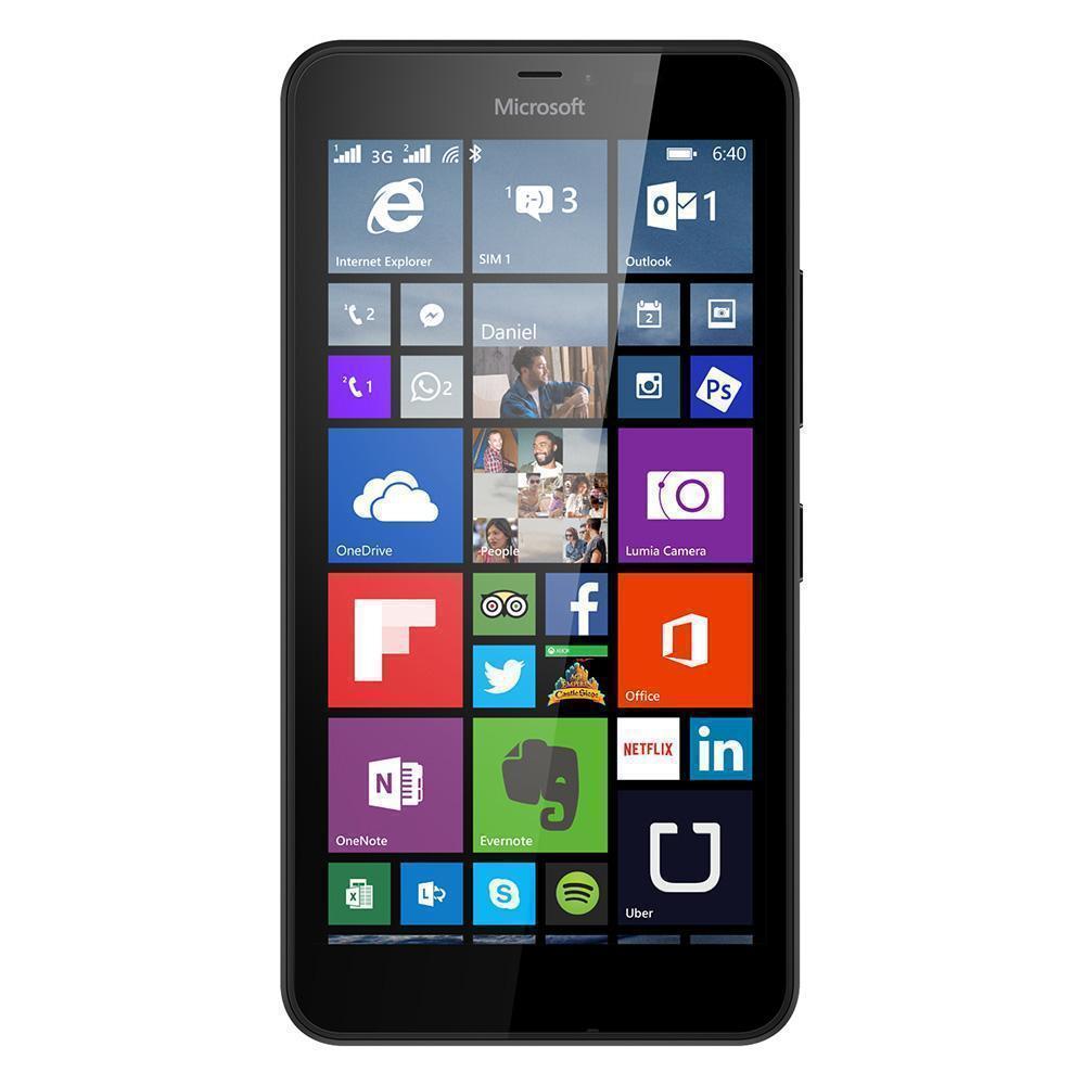 Microsoft Lumia 640 LTE - Blu- Compatibile Con Tutti Gli Operatori