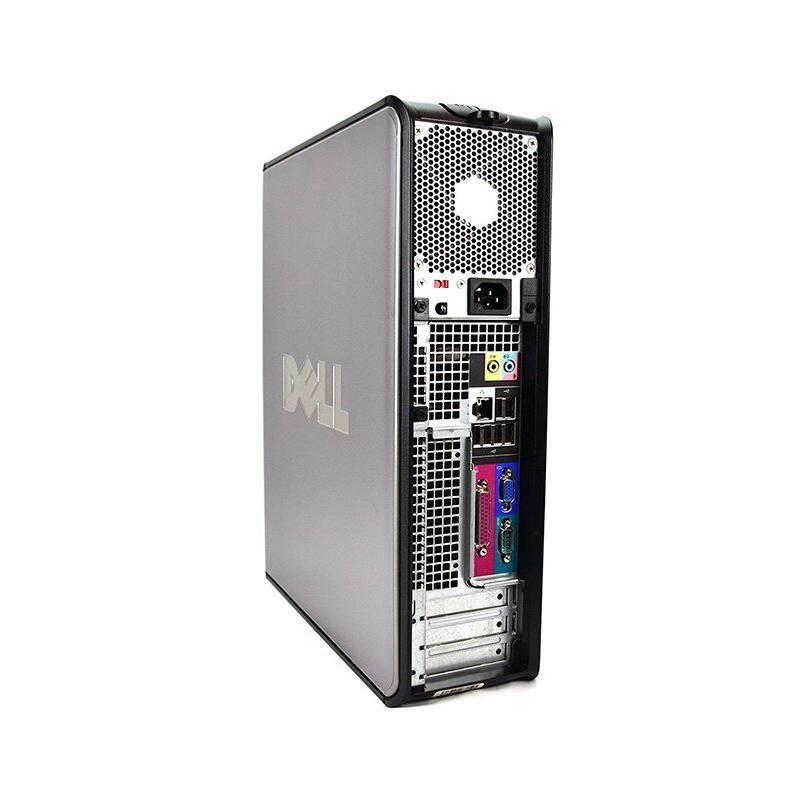 Dell Optiplex 760 SFF Pentium 2,5 GHz - HDD 2 To RAM 8 Go